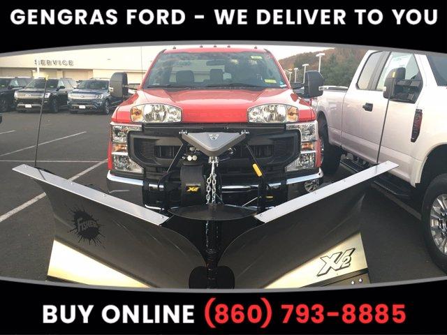 2020 Ford F-350 Regular Cab 4x4, Fisher Pickup #FE38829 - photo 1