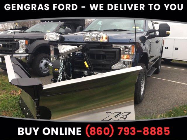 2020 Ford F-350 Regular Cab 4x4, Fisher Pickup #FE38831 - photo 1