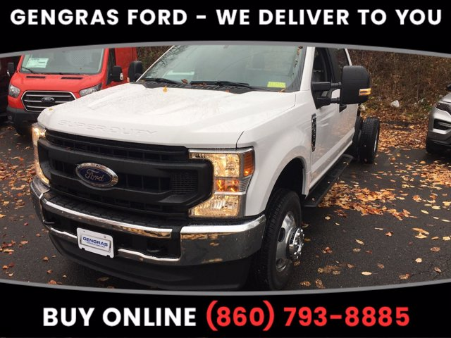 2020 Ford F-350 Crew Cab DRW 4x4, Cab Chassis #FE89200 - photo 1
