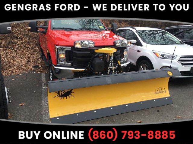 2019 Ford F-350 Regular Cab 4x4, Fisher Pickup #FF61431 - photo 1