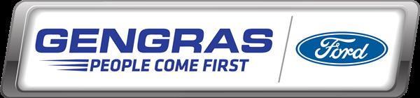 Gengras Ford logo