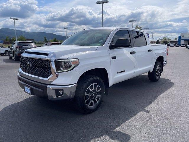 2018 Toyota Tundra Crew Cab 4x4, Pickup #LL7761 - photo 1