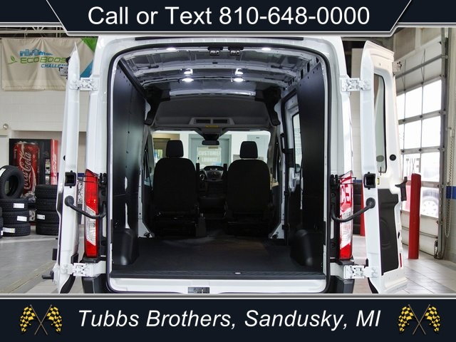 2019 Transit 350 Med Roof 4x2,  Empty Cargo Van #30948 - photo 1