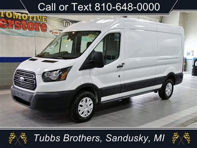 2019 Transit 350,  Empty Cargo Van