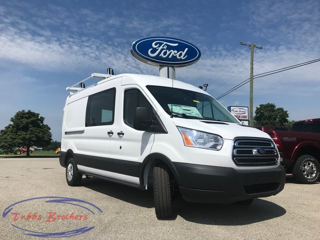 2019 Transit 250 Med Roof 4x2, Kargo Master General Service Upfitted Cargo Van #31012 - photo 4