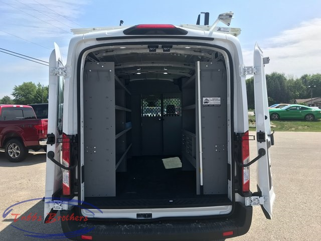 2019 Transit 250 Med Roof 4x2,  Kargo Master Upfitted Cargo Van #31012 - photo 1