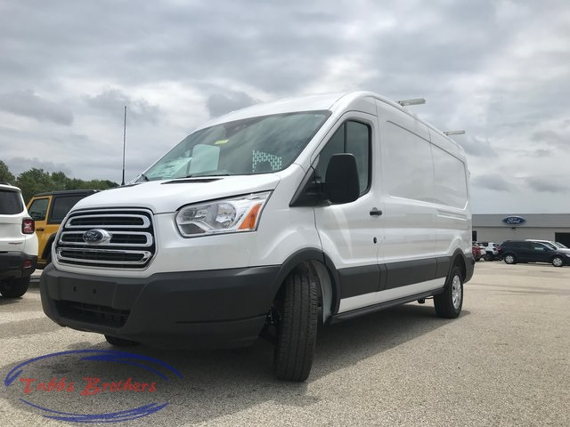 2019 Transit 250 Med Roof 4x2, Kargo Master General Service Upfitted Cargo Van #31012 - photo 7