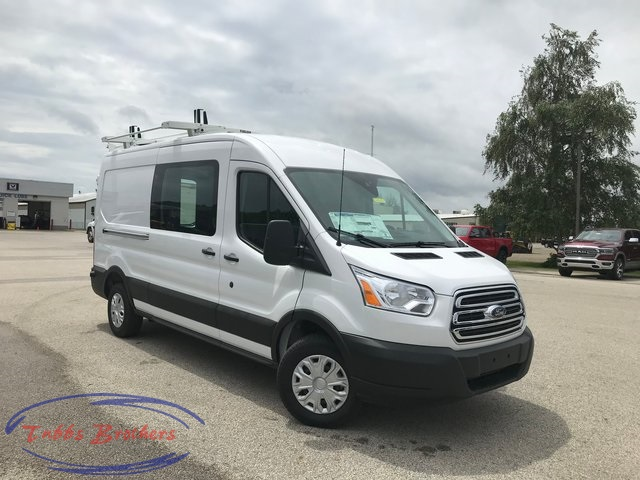 2019 Transit 250 Med Roof 4x2, Kargo Master General Service Upfitted Cargo Van #31012 - photo 8