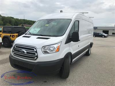 2019 Transit 250 Med Roof 4x2, Kargo Master General Service Upfitted Cargo Van #31012 - photo 1