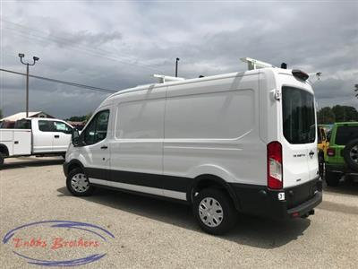 2019 Transit 250 Med Roof 4x2, Kargo Master General Service Upfitted Cargo Van #31012 - photo 9