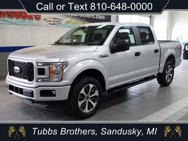 2019 F-150 SuperCrew Cab 4x4,  Pickup #31115 - photo 1