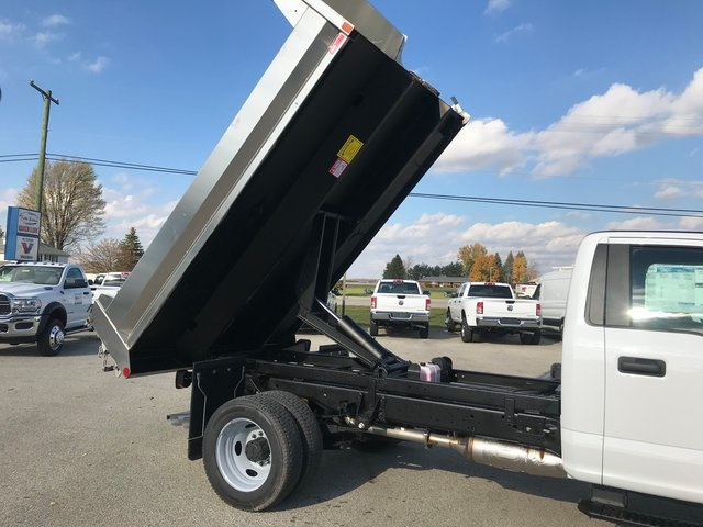 2019 F-450 Regular Cab DRW 4x4, Monroe MTE-Zee SST Series Dump Body #31660 - photo 14