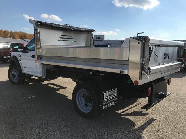 2019 F-450 Regular Cab DRW 4x4, Monroe Dump Body #31660 - photo 1