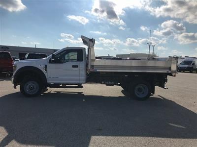 2019 F-450 Regular Cab DRW 4x4, Monroe MTE-Zee SST Series Dump Body #31660 - photo 7