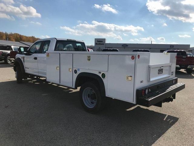 2019 F-550 Super Cab DRW 4x4, Monroe MSS II Service Body #31680 - photo 2