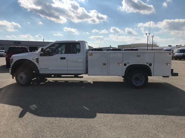 2019 F-550 Super Cab DRW 4x4, Monroe MSS II Service Body #31680 - photo 7