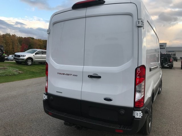 2019 Transit 250 Med Roof 4x2, Empty Cargo Van #31681 - photo 10
