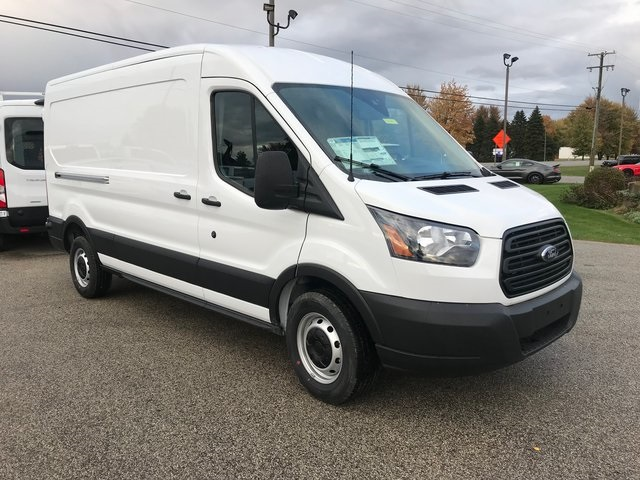 2019 Transit 250 Med Roof 4x2, Empty Cargo Van #31681 - photo 4