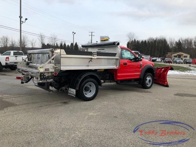 2019 F-550 Regular Cab DRW 4x4, Monroe MTE-Zee SST Series Dump Body #31816 - photo 10