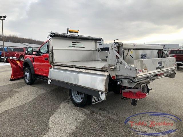 2019 F-550 Regular Cab DRW 4x4, Monroe MTE-Zee SST Series Dump Body #31816 - photo 16