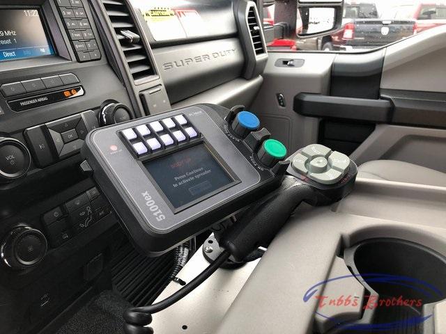 2019 F-550 Regular Cab DRW 4x4, Monroe MTE-Zee SST Series Dump Body #31816 - photo 20