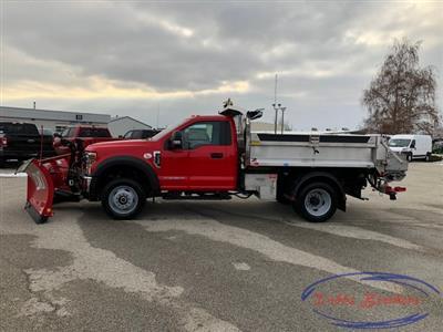 2019 F-550 Regular Cab DRW 4x4, Monroe MTE-Zee SST Series Dump Body #31816 - photo 17