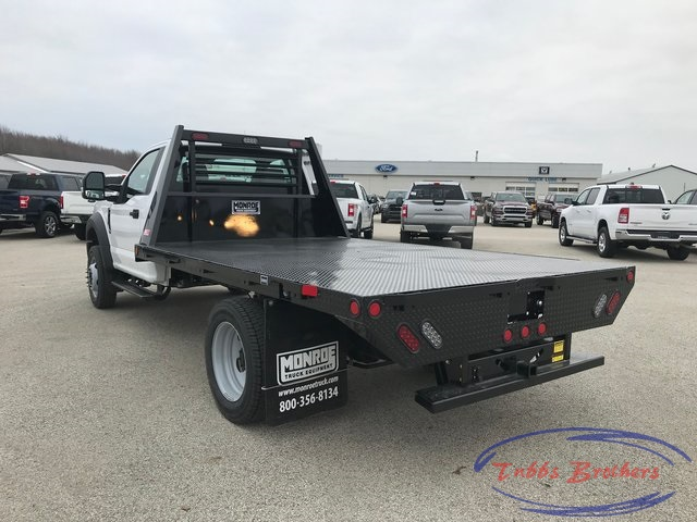 2020 F-450 Regular Cab DRW 4x4, Freedom Platform Body #32005 - photo 1