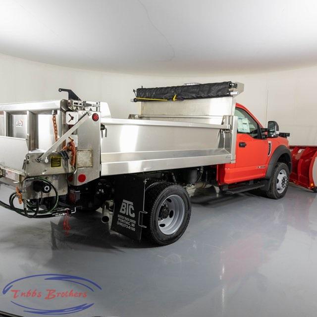 2020 Ford F-550 Regular Cab DRW 4x4, Galion Dump Body #32801 - photo 1