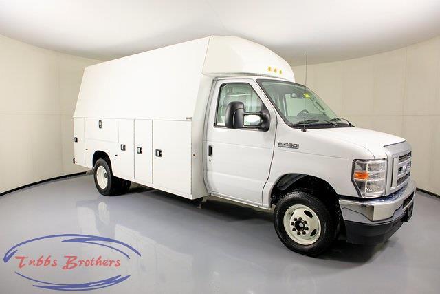 2021 Ford E-450 4x2, Knapheide Service Utility Van #32884 - photo 1