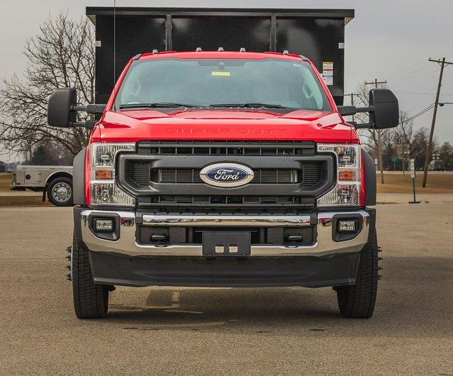 2021 Ford F-550 Regular Cab DRW 4x4, Cab Chassis #32939 - photo 1
