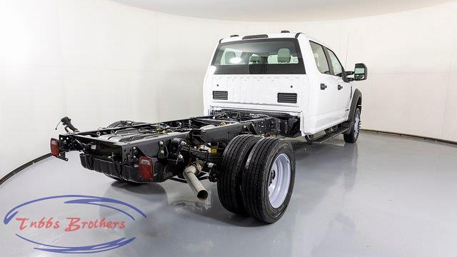 2021 Ford F-550 Crew Cab DRW 4x4, Cab Chassis #32951 - photo 1