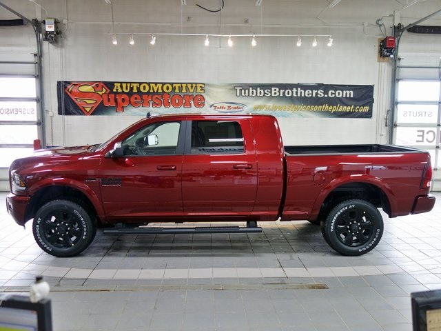 2018 Ram 3500 Mega Cab 4x4,  Pickup #30658 - photo 4