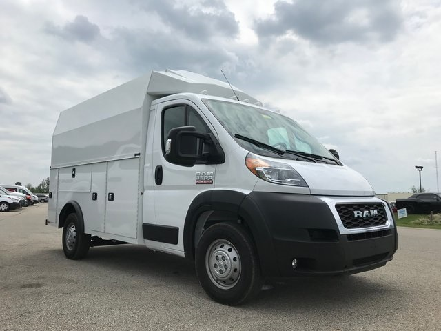 2019 ProMaster 3500 Standard Roof FWD,  Knapheide KUV Service Utility Van #31342 - photo 3