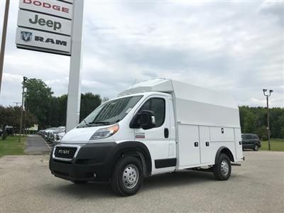 2019 ProMaster 3500,  Knapheide Service Utility Van
