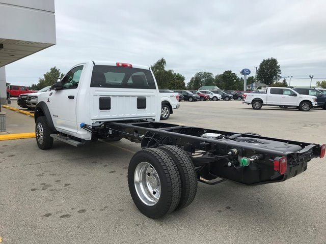 2019 Ram 5500 Regular Cab DRW 4x4,  Cab Chassis #31395 - photo 1