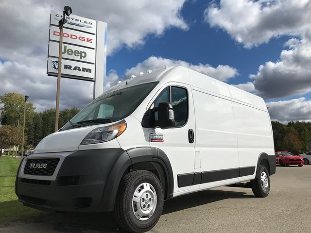 2019 ProMaster 2500 High Roof FWD,  Empty Cargo Van #31406 - photo 1