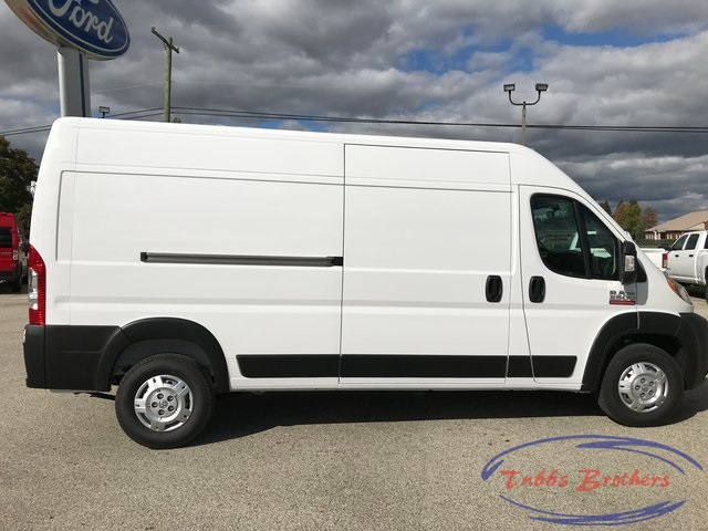 2019 ProMaster 2500 High Roof FWD,  Empty Cargo Van #31409 - photo 1