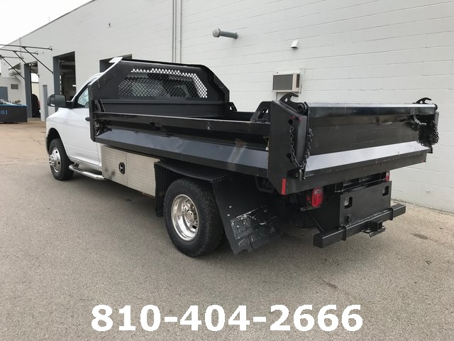 2012 Ram 3500 Regular Cab 4x4,  Dump Body #31503A - photo 1