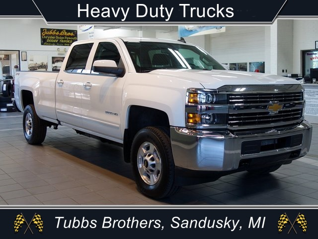 2018 Silverado 2500 Crew Cab 4x4,  Pickup #31511P - photo 1
