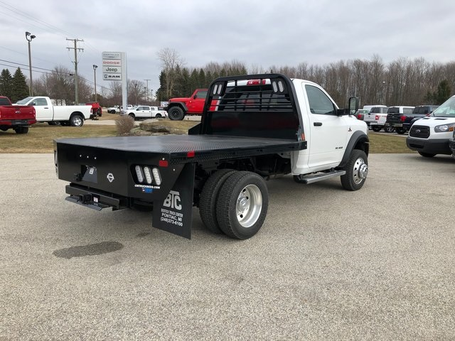 2019 Ram 5500 Regular Cab DRW 4x4,  Cab Chassis #31530 - photo 10