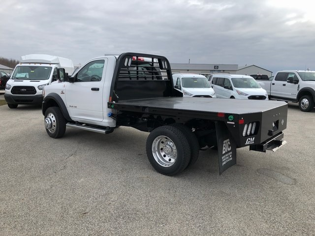 2019 Ram 5500 Regular Cab DRW 4x4,  Cab Chassis #31530 - photo 5