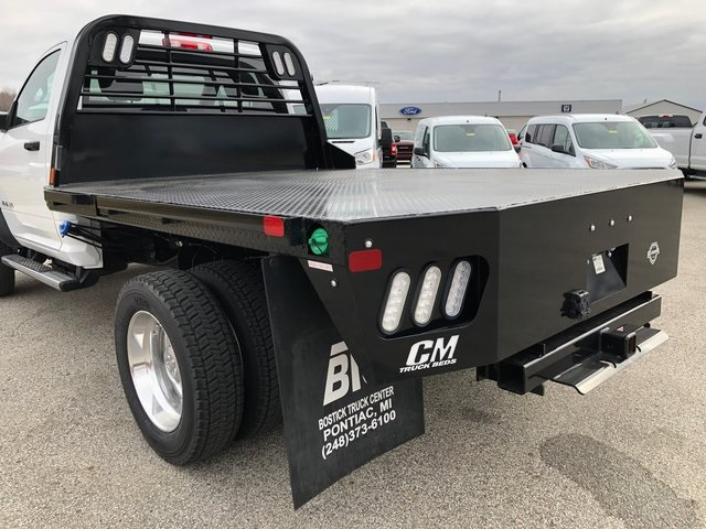 2019 Ram 5500 Regular Cab DRW 4x4,  Cab Chassis #31530 - photo 6