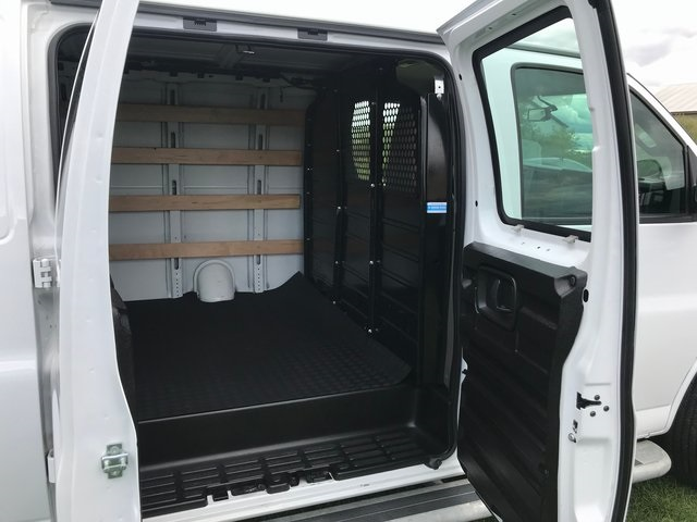 2018 Express 2500 4x2,  Empty Cargo Van #31536P - photo 10