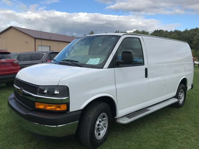 2018 Express 2500 4x2,  Empty Cargo Van #31536P - photo 9