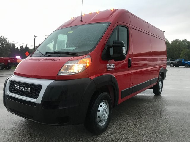 2019 ProMaster 2500 High Roof FWD,  Empty Cargo Van #31632 - photo 1