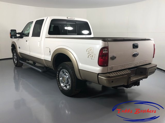 2012 F-250 Crew Cab 4x4, Pickup #31740PA - photo 1