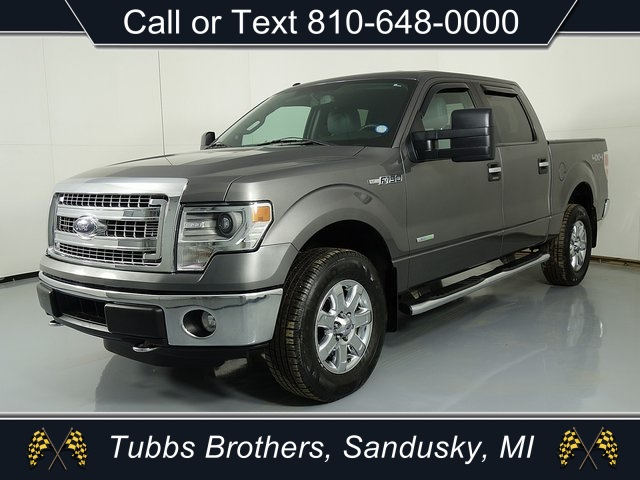 2014 F-150 SuperCrew Cab 4x4, Pickup #31778PA - photo 1
