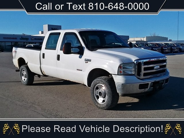 2005 F-350 Crew Cab 4x4, Pickup #31811A - photo 1