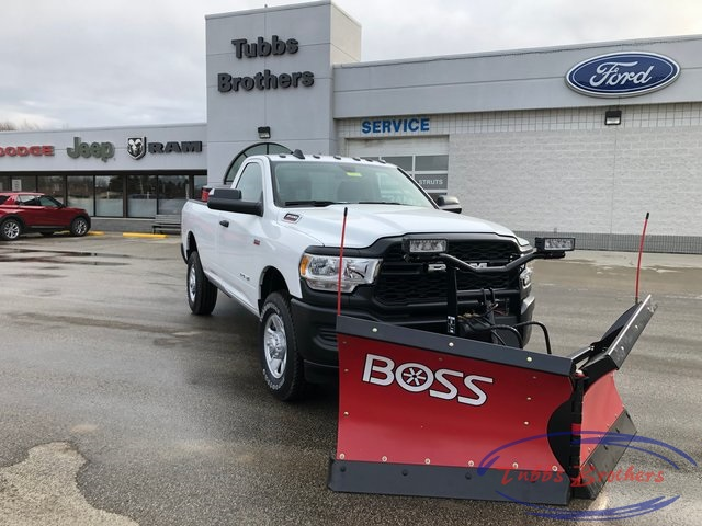 2020 Ram 3500 Regular Cab 4x4, BOSS Pickup #31835 - photo 1