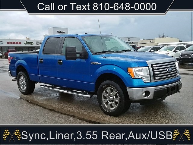 2011 F-150 Super Cab 4x4, Pickup #31914PA - photo 1